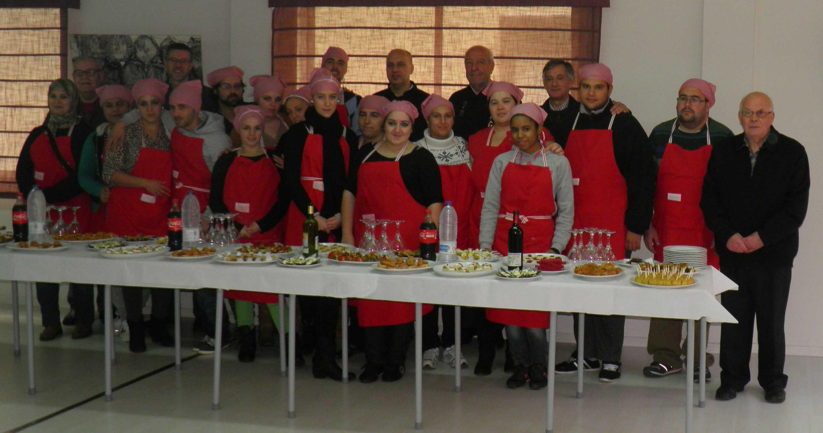 Olympus digital camera c ritas diocesana de santiago de for Cursos de ayudante de cocina