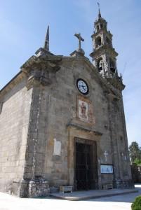 Iglesia San Xulián de Bastavales