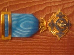 Medalla orignal 3