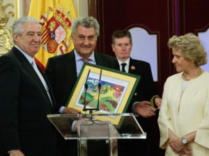 Premio Cáritas
